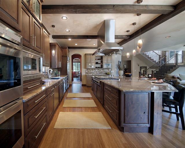 Columbine street traditional kitchen denver by for Kitchen designs denver