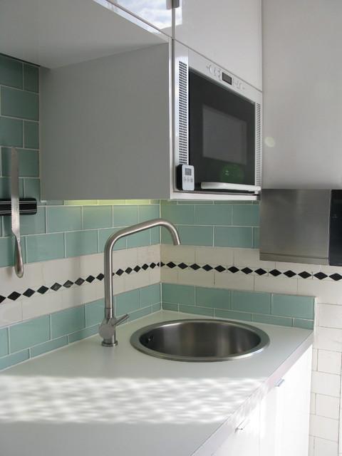 Comely bank edinburgh modern kitchen glasgow by for Kitchen design edinburgh
