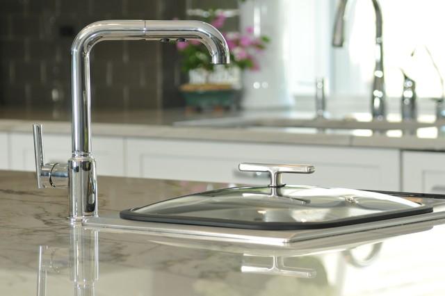 Comfortable Contemporary contemporary-kitchen