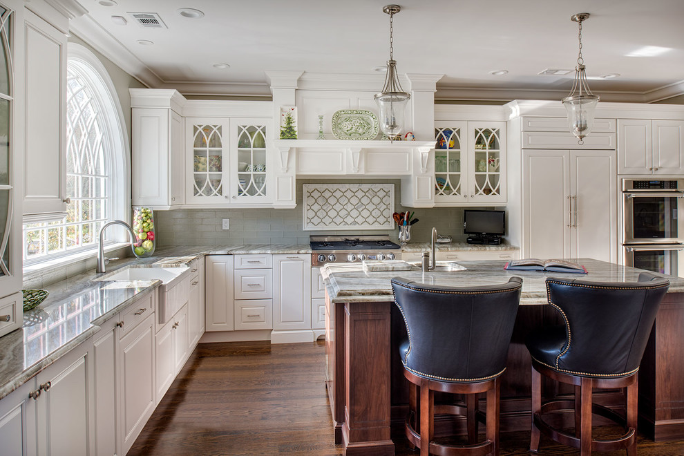 Commack, NY - Traditional - Kitchen - New York - by ...