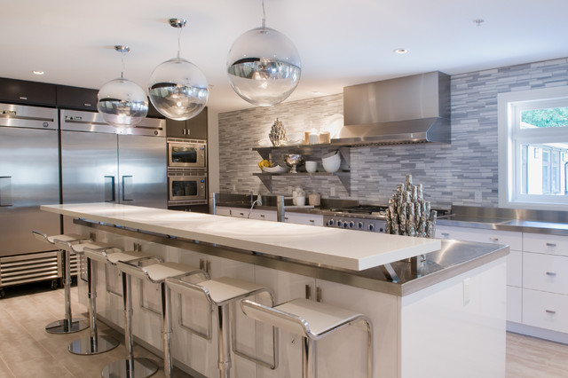 Commercial Grade Kitchen Modern Kitchen Vancouver