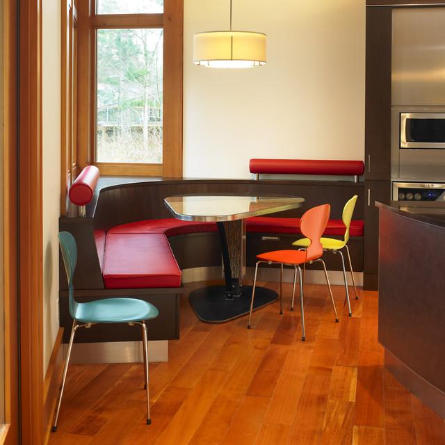 Comox - Kitchen modern-kitchen