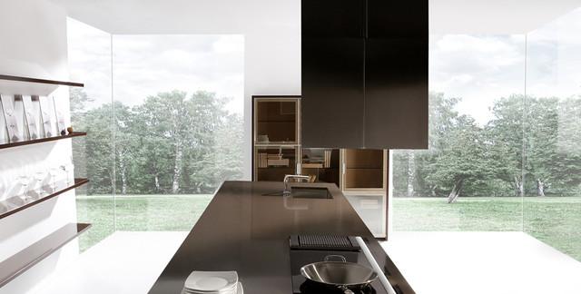 Compac Kenya Contemporary Kitchen Atlanta By Stone Center