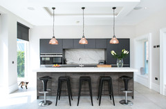 Pendant Placement: 11 Bright Ideas for Kitchen Lighting