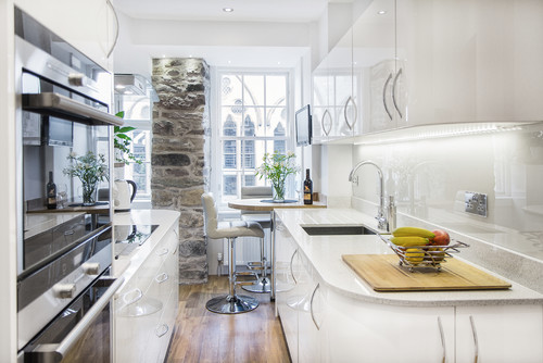 designing a kitchen 9 ways to make islands and breakfast bars work in small 3301