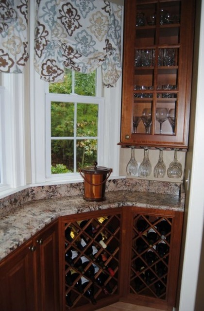 Complete Home Renovation - Harvard, MA traditional-kitchen