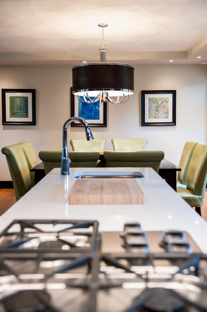 Complete home renovation kitchen edmonton by for Interior design edmonton