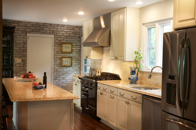 Complete Kitchen Remodel Traditional Kitchen Dc Metro By Counter Intelligence Inc