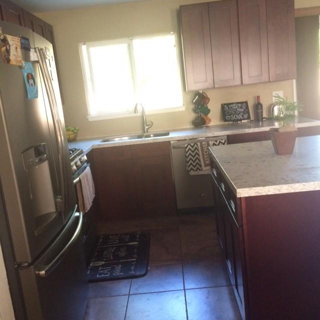 Complete Kitchen Cabinets: Complete Kitchen Remodel For Under $10,000!