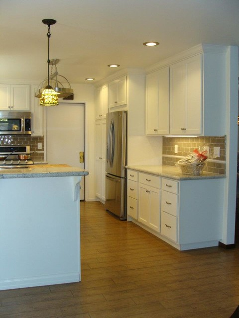 Complete kitchen remodel in santa maria traditional for Complete new kitchen