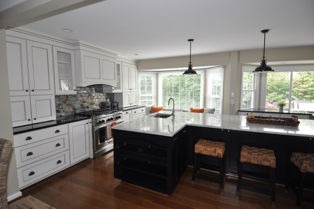 remodeled kitchen cabinets complete kitchen remodel contemporary kitchen dc 1833