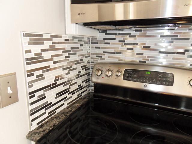 Allen And Roth Backsplash Part - 28: Complete Kitchen Renovation, Shenandoah Cabinetry Traditional-kitchen