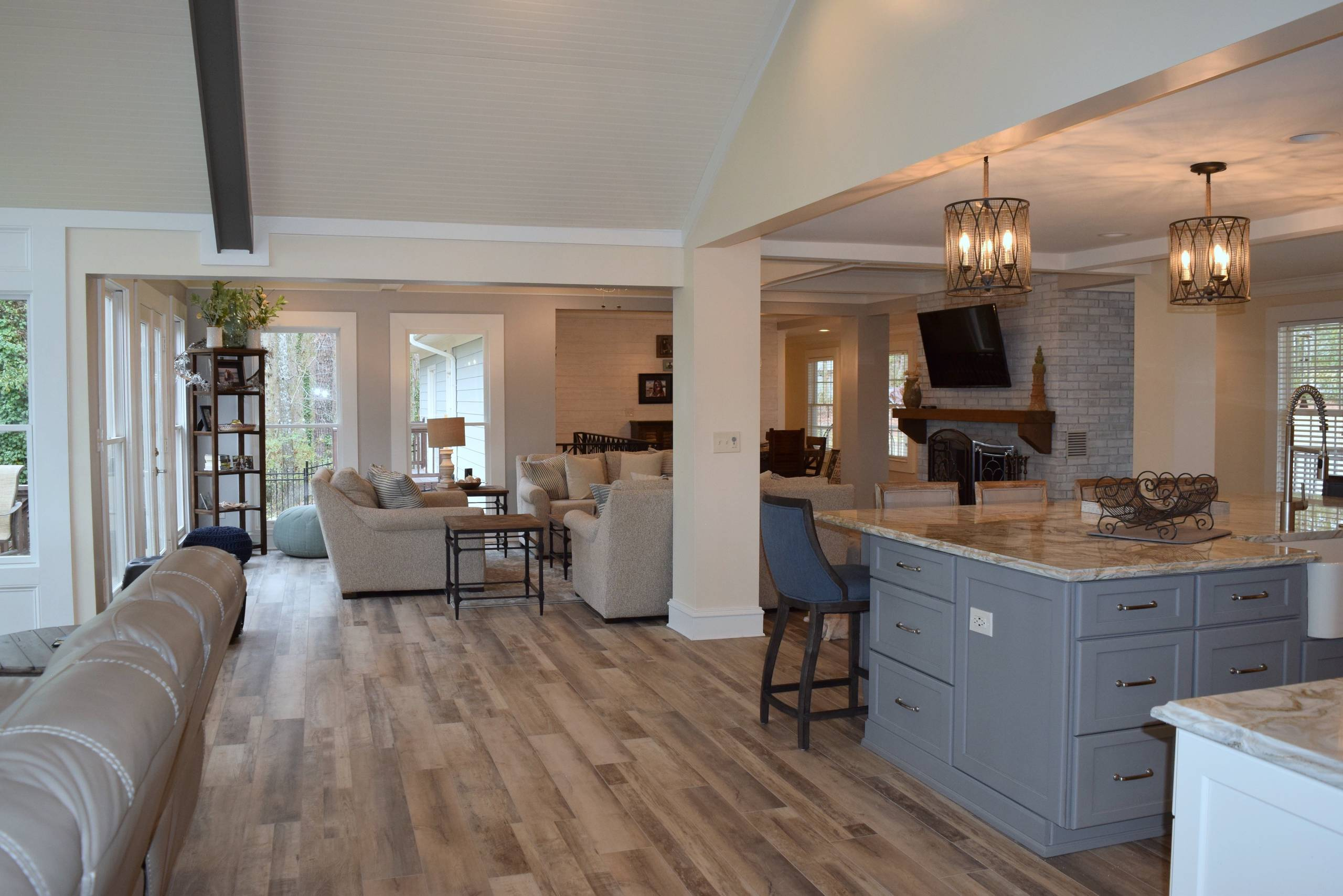 Complete Main Level Remodel