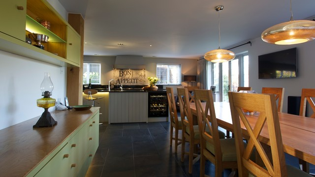 West Sussex Modern Kitchen Other Metro By Slightly Quirky Ltd