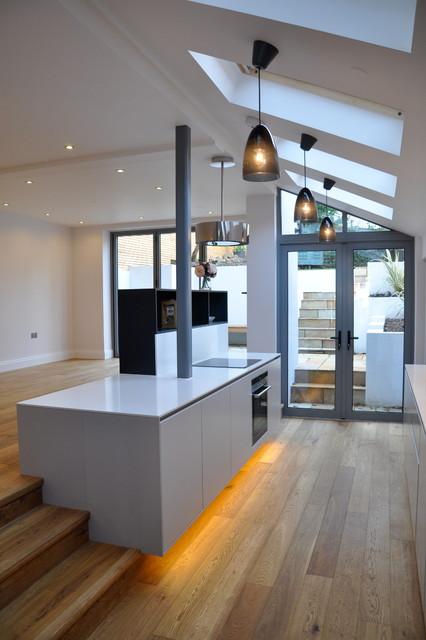 Complete Renovation Of Semi Detached House London
