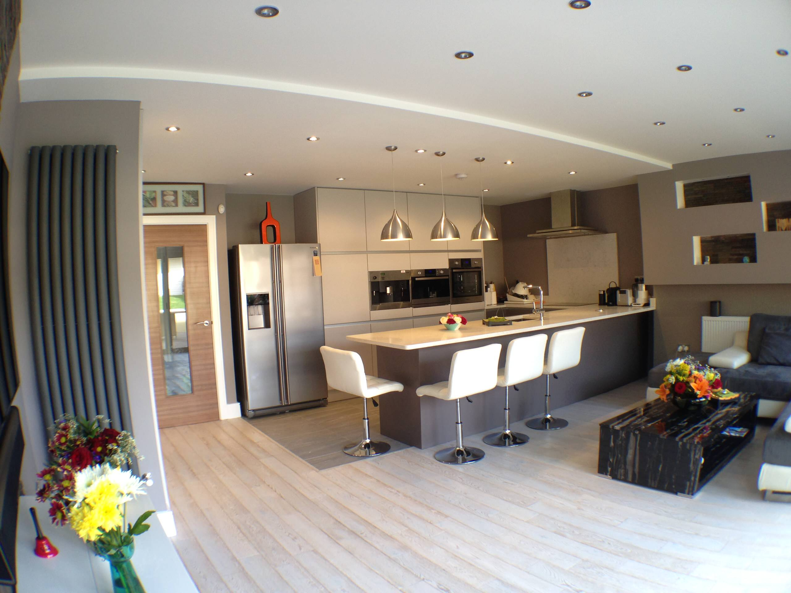 Complete Renovation With Rear Extension, North West London