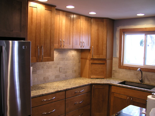 Completed jobs traditional-kitchen