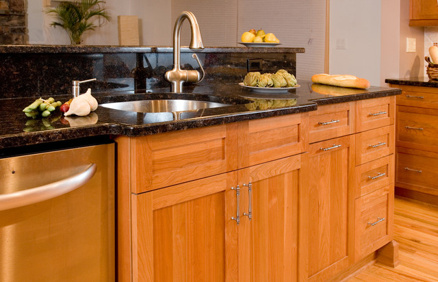 Completed Projects traditional-kitchen