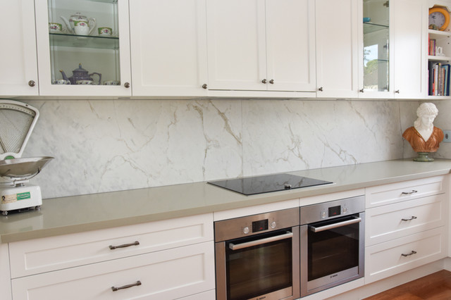 Concord federation house traditional kitchen sydney for Federation kitchen designs
