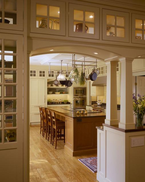 Concord Kitchen traditional-kitchen