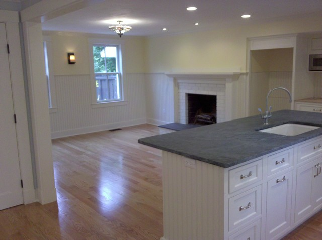 Concord Ranch Conversion traditional-kitchen