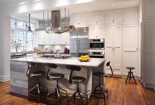 Concrete love contemporary kitchen montreal by - Nouvelle cuisine montreal ...