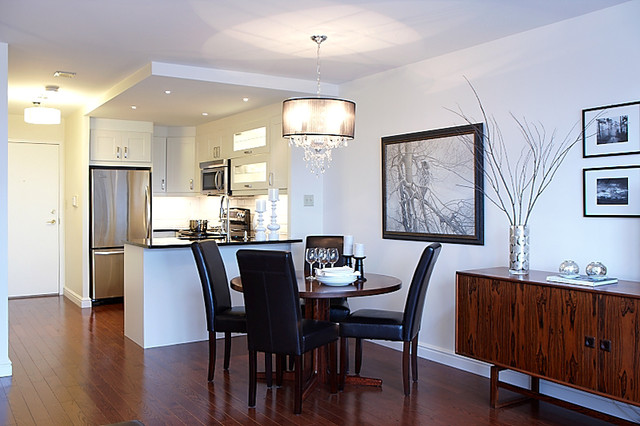 Condo Kitchen and Bath Reno - traditional - kitchen - toronto - by