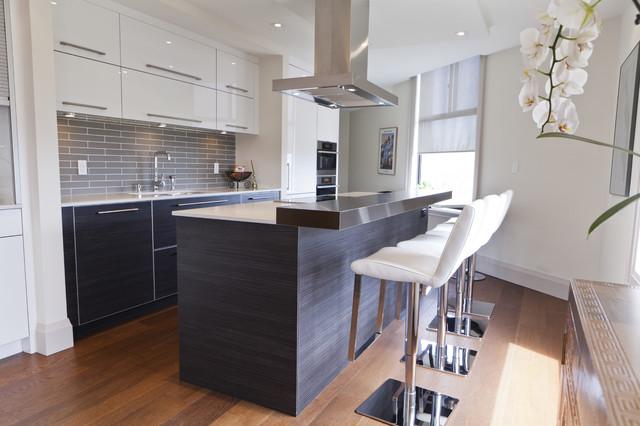 Condo Kitchen Contemporary Kitchen Toronto By