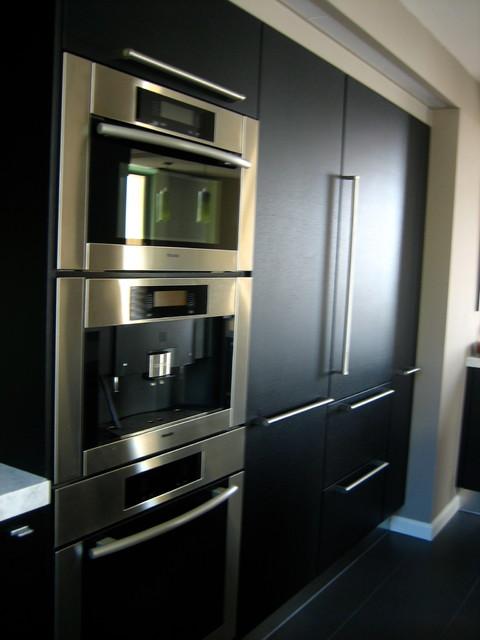 Condo Open Kitchen Modern Kitchen San Francisco By