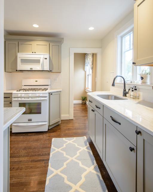 Condo Kitchen Renovation Ideas: Condo Renovation In Salem, MA