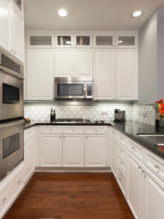 Condo Renovation - Kitchen - Contemporary - Kitchen ...