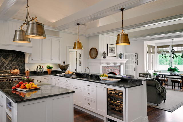 Connecticut estate traditional kitchen new york by crisp