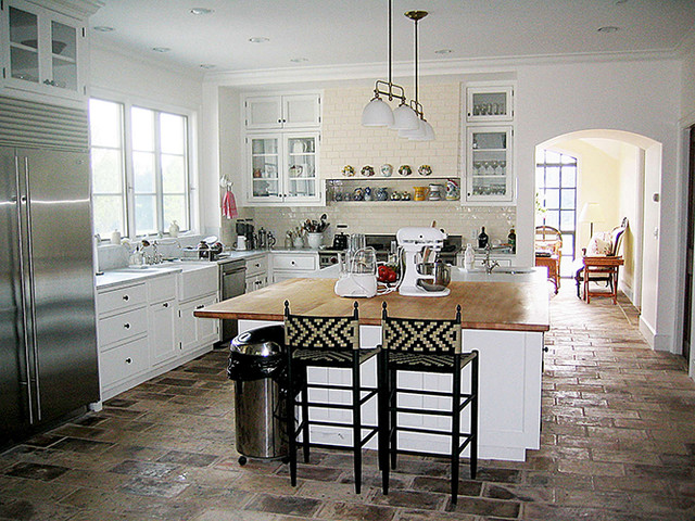 Connecticut Farmhouse Kitchen Farmhouse Kitchen New