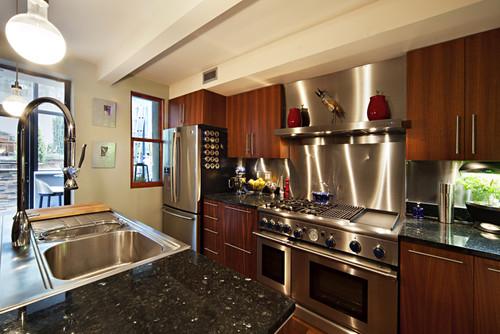 Conselyea Kitchen modern kitchen