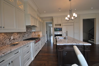 Contemperary or modern kitchen cabinet contemporary for Classic kitchen cabinets toronto