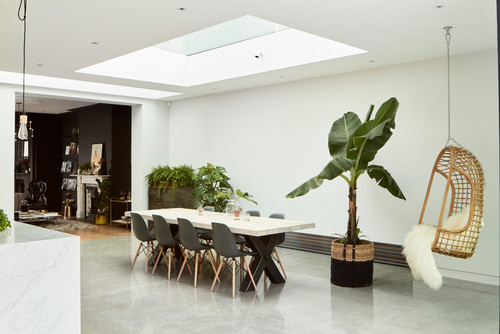 Fine Natural Light Filled Homes With Creative Glazing Houzz Interior Design Ideas Inamawefileorg