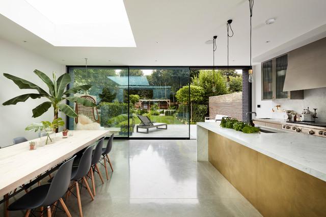 Contemporain Cuisine contemporary-kitchen