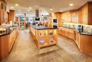 Contemporary Arts & Craft - Contemporary - Kitchen - sacramento - by By Design