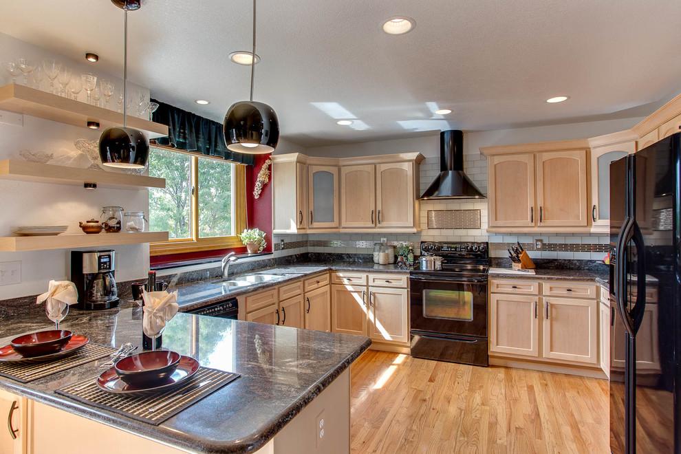 Contemporary Arvada Home - Transitional - Kitchen - Denver ...