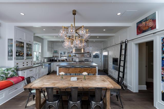 Contemporary Barn contemporary-kitchen