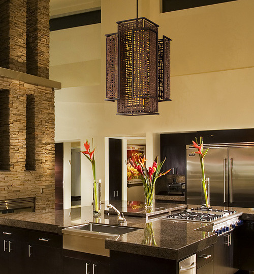 contemporary bronze iron shoji pendant asian inspired chandelier contemporary kitchen asian inspired lighting