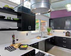 Contemporary Budget Kitchen contemporary kitchen