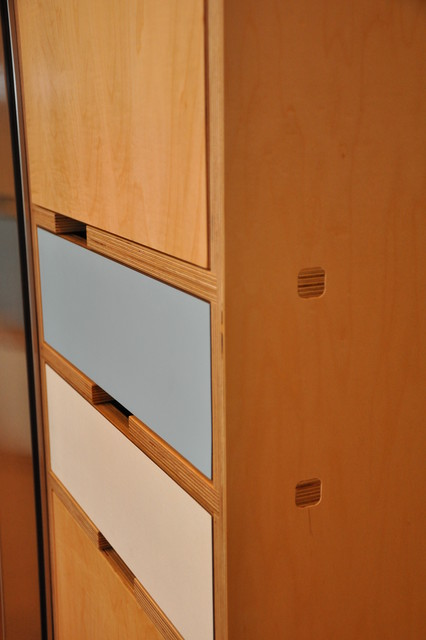 Contemporary Cabinets Contemporary Kitchen Seattle