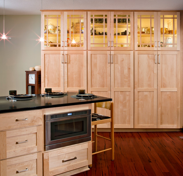 Contemporary Kitchen Omaha By Cabinet Factory Outlet Plus