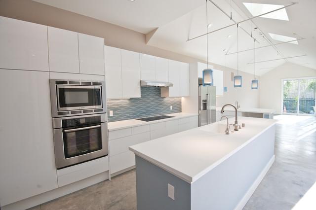 Contemporary Cool San Francisco Kitchen contemporary-kitchen