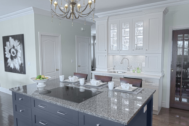 Classic Radiance Kitchen traditional-kitchen