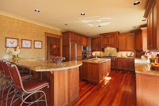 Contemporary Craftsman Mansion Kirkland WA