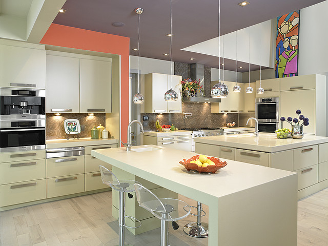 Contemporary contemporary kitchen other metro by for Bella cucina kitchen cabinets