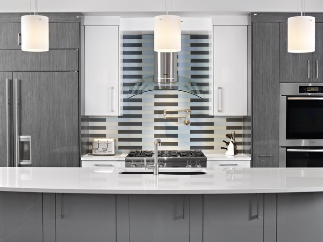 Contemporary contemporary kitchen edmonton by for Bella cucina kitchen cabinets
