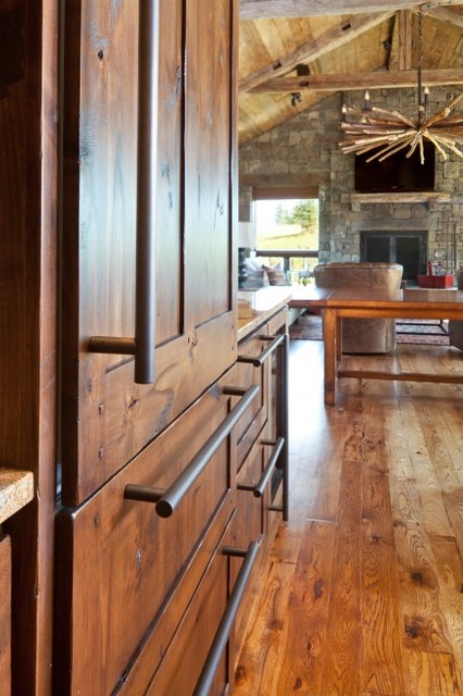 Contemporary Decorative Hardware Cabinet Pull - Contemporary - Kitchen - chicago - by Clark ...